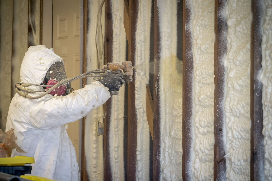Installing Spray Foam Insulation Wesley Chapel, FL