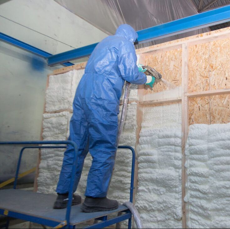 Soundproof Spray Foam Insulation Wesley Chapel, FL